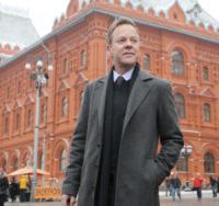 Kiefer Sutherland - Mosca - 12-03-2012 - Il film tratto dalla serie 24 ritarderà ancora un anno
