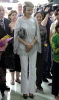 Mathilde  del Belgio - Ho Chi Minh - 15-03-2012 - Letizia, Rania, Mathilde, Charlene, Maxima: regine di stile