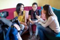 """Alessandra Bellini, Maira Salvagno - Brescia - 18-03-2012 - """"Facebook è il nostro miracolo"""": Alessandra e Maira"""