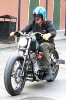 Brad Pitt - New Orleans - 07-03-2012 - More? Bionde? Macchè: gli uomini preferiscono le… moto!
