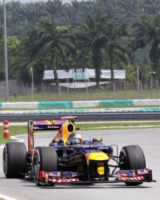 Sebastian Vettel - Sepang - 23-03-2012 - Gran Premio F1 a Sepang