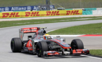 Lewis Hamilton - Sepang - 23-03-2012 - Gran Premio F1 a Sepang