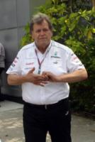Norbert Haug - Sepang - 23-03-2012 - Gran Premio F1 a Sepang
