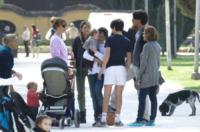 Tommaso Inzaghi, Mia Facchinetti, Simone Inzaghi, Alessia Marcuzzi - Roma - 26-03-2012 - Simone Inzaghi si sposa: il gesto d'amore di Alessia Marcuzzi