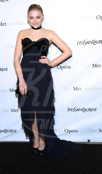 Chloe Grace Moretz - New York - 27-03-2012 - Kristen Stewart e Chloe Grace Moretz, bellezze a confronto