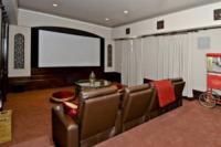 Villa Justin Bieber - Los Angeles - 27-03-2012 - Sognare non costa nulla, le sale cinema domestiche dei vip
