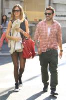 Yanina Screpante, Ezequiel Lavezzi - Milano - 28-03-2012 - Ecco i calciatori nel mirino dell'anonima sequestri