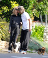 Kurt Russell, Goldie Hawn - Brentwood - 28-03-2012 - Diane Kruger: