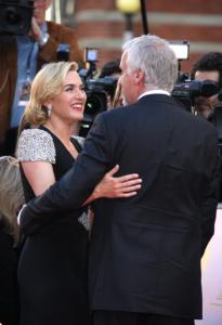 Kate Winslet, James Cameron - Londra - 27-03-2012 - La protagonista di Avatar 2? Sarà lei!