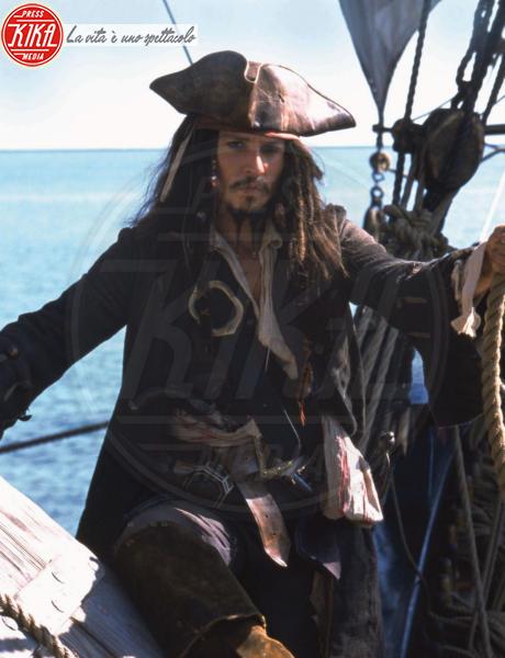 Johnny Depp - I Pirati dei Caraibi - 30-03-2012 - Pirati dei Caraibi 5: la vendetta di Salazar, il primo teaser