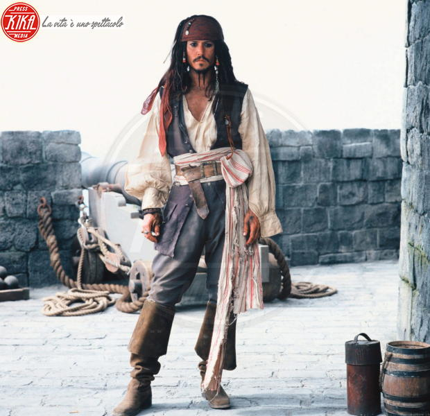 Johnny Depp - Pirati dei Caraibi 5: la vendetta di Salazar, il primo teaser