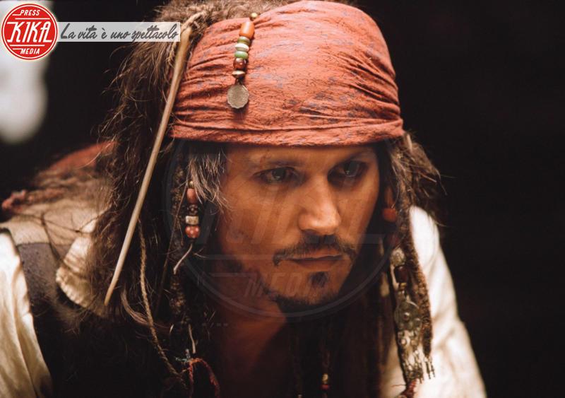 Johnny Depp - I Pirati dei Caraibi - 30-03-2012 - Johnny Depp sarà protagonista de L'Uomo Invisibile