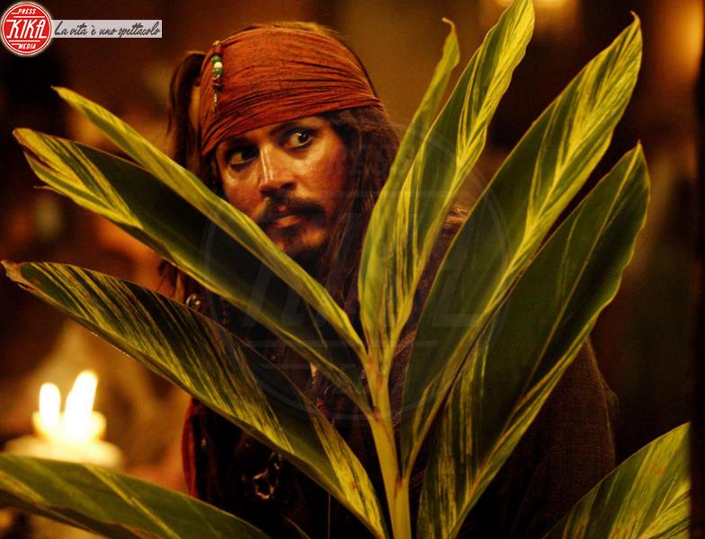 Johnny Depp - 30-03-2012 - Pirati dei Caraibi 5: la vendetta di Salazar, il primo teaser