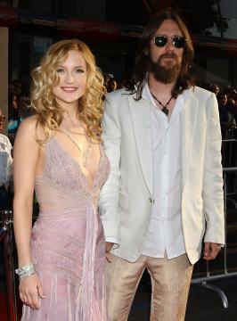 Chris Robinson, Kate Hudson - Hollywood - 26-05-2004 - Kate Hudson e Chris Robinson divorziano dopo 6 anni di matrimonio