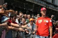 Michael Schumacher - Venezia - Michael Schumacher, Bunte magazine: