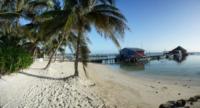 Palm Tree Beach - Belize - 26-03-2012 - Belize