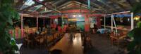 Caribbean Outdoor Restaurant at Night - Belize - 28-03-2012 - Belize