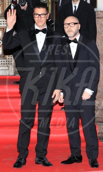 Stefano Gabbana, Domenico Dolce - Mosca - 17-03-2011 - Dolce & Gabbana, dopo l'assoluzione restituiranno l'Ambrogino