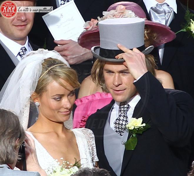Chris Hemsworth, Olivia Wilde - Londra - 02-04-2012 - A San Valentino, il matrimonio è per sempre... almeno al cinema!