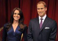 Kate Middleton - Statua di cera principe William - Londra - 04-04-2012 - Ricky Martin è l'ultima delle star a restare...di cera!