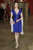 Alessandra Martines - Milano - 11-06-2010 - Morbido, caldo, sontuoso: è il velluto, bellezza!