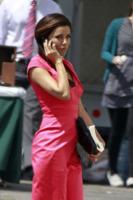 Eva Longoria - Los Angeles - 03-04-2012 - Eva Longoria torna in tv con Telenovela