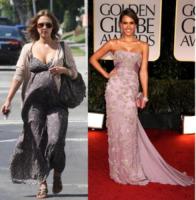 Jessica Alba - Parto incinta... torno in forma (se sono nello showbiz)
