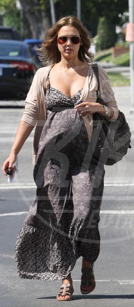 Jessica Alba - Los Angeles - 21-07-2011 - Elsa Pataky: più bella di così non si può