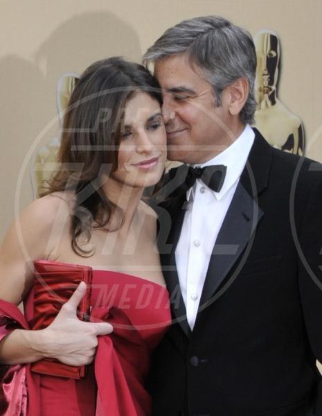 Elisabetta Canalis, George Clooney - Hollywood - 05-04-2012 - Talia Balsam: ma che hai fatto a George Clooney?