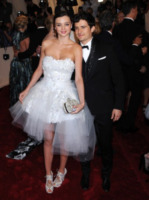 Miranda Kerr, Orlando Bloom - New York - 02-05-2011 - Le nozze top secret delle celebrities