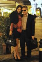 Alfonso Luigi Marra, Sara Tommasi - Roma - 17-02-2012 - Sara Tommasi è stata ricoverata in ospedale a Roma