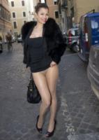 Sara Tommasi - Roma - 27-02-2012 - Sara Tommasi sta meglio ed è pronta per il rehab