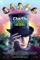 Charlie - the Chocolate Factory - Johnny Depp: 50 anni (quasi), 1000 volti