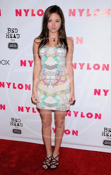 Rachel G. Fox - West Hollywood - 10-04-2012 - Il ritorno dell'abito dalla linea a trapezio