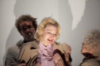 Cate Blanchett - Londra - 20-03-2012 - Star come noi: anche i ricchi piangono