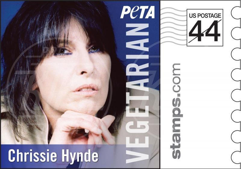 Chrissie Hynde - Los Angeles - 28-11-2011 - Helen Flanagan nuda contro la crudeltà verso gli animali