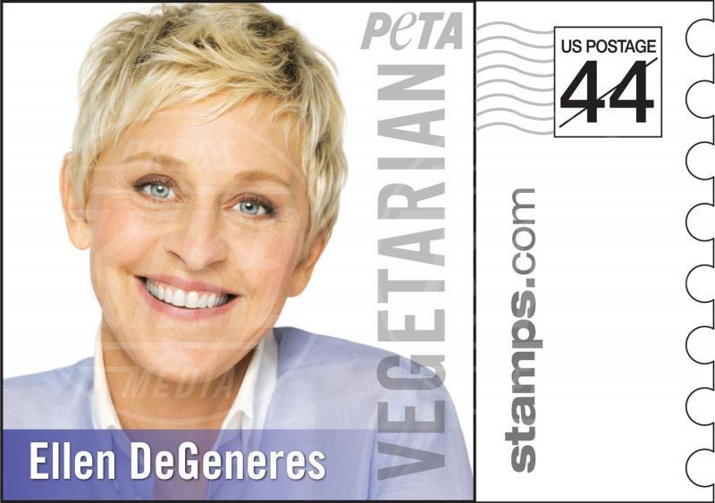 Ellen DeGeneres - Los Angeles - 28-11-2011 - Helen Flanagan nuda contro la crudeltà verso gli animali
