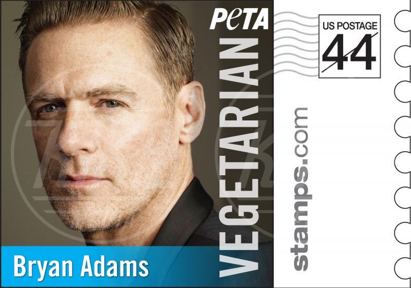 Bryan Adams - Los Angeles - 28-11-2011 - Helen Flanagan nuda contro la crudeltà verso gli animali