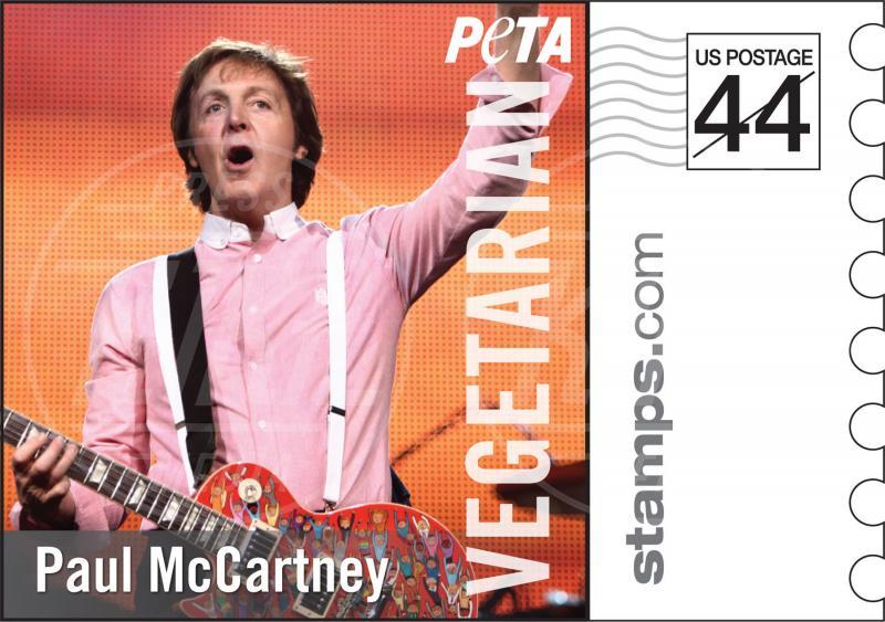 Paul McCartney - Los Angeles - 28-11-2011 - Helen Flanagan nuda contro la crudeltà verso gli animali