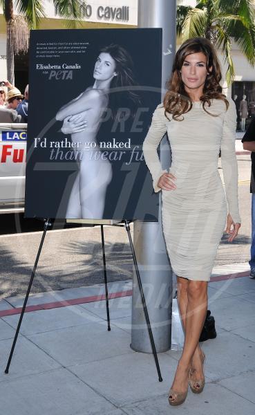 Elisabetta Canalis - Beverly Hills - 13-09-2011 - Helen Flanagan nuda contro la crudeltà verso gli animali