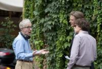 Jesse Eisenberg, Woody Allen, Alec Baldwin - Roma - 27-07-2011 - Alec Baldwin difende Woody Allen: