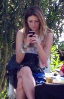 Mischa Barton - Los Angeles - 15-04-2012 - Gli smartphone influenzeranno l'evoluzione dell'uomo
