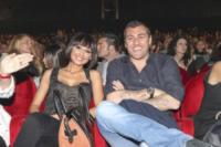 Christian Vieri, Anna Tatangelo - Roma - 15-04-2012 - Star come noi: anche i vip hanno i loro beniamini