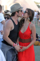 Nina Dobrev, Ian Somerhalder - Indio - 16-04-2012 - Ian Somerhalder-Nina-Nikki: triangolo prima delle nozze?