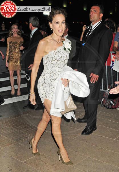Sarah Jessica Parker - New York - 22-09-2011 - Quando magro non è bello: star che sono dimagrite troppo