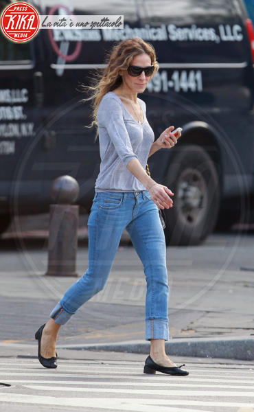 Sarah Jessica Parker - Los Angeles - 16-04-2012 - Quando magro non è bello: star che sono dimagrite troppo