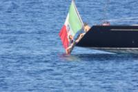 Marco Tronchetti Provera, Afef, Bar Refaeli - Portofino - 28-08-2011 - Le star migrano con lo yacht