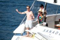 Ronan Keating - 21-10-2011 - Le star migrano con lo yacht