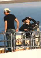 Jesus Luz, Madonna - Portofino - 18-08-2009 - Le star migrano con lo yacht
