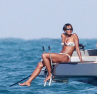 Naomi Campbell - Miami - 27-03-2011 - Le star migrano con lo yacht